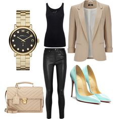 A fashion look from August 2015 featuring Juvia tops, Wallis blazers and Helmut Lang pants. Browse and shop related looks.