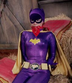 Dc movies and shows on pinterest yvonne craig lynda