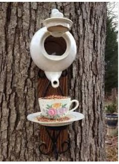 29 Cute DIY Garden Crafts for the Outside . - 29 Cute DIY gardening crafts for outdoors -