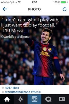 Messi. Football #pdsmostwanted
