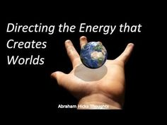 Abraham Hicks - Directing the Energy that creates worlds - YouTube