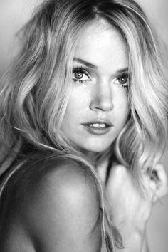 Lindsay Ellingson #portrait #photography