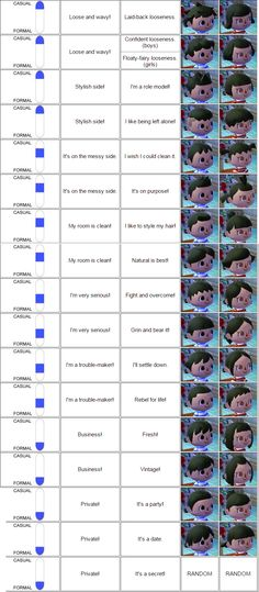 Phenomenal Animal Crossing Leaves And Hair On Pinterest Hairstyles For Women Draintrainus