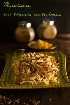 Riso libanese con lenticchie