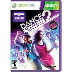 dance central 2  microsoft Xbox 360   used   free shipping