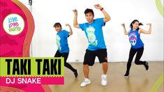 Taki Taki | Live Love Party™ | Zumba® | Dance Fitness - YouTube Zumba Fitness, Dance Fitness, Zumba Workout Videos, Zumba Videos, Biceps And Triceps, Triceps Workout, Zumba Instructor, Channel, Dance Tips
