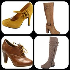 MIKAROSE has TONS of new shoes in different colors and styles! They are perfect to add to any MIKAROSE outfit! Plus you can NEVER have too many shoes!  Which shoes are your FAVORITE?  Buy here: http://www.mikarose.com/index.php?main_page=index&cPath=5_52