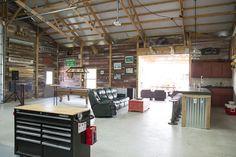 Morton Buildings Hobby Garage