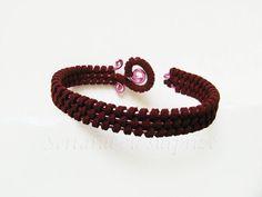 Velvety Weave My Works, Weave, Bracelets, Jewelry, Jewlery, Jewerly, Hair Lengthening, Schmuck, Jewels