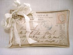 ~ The Feathered Nest ~: Gorgeous typography and fragrant lavender...