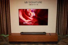 Truly beautiful TV; LG W7 superthin 65 inch via CNET