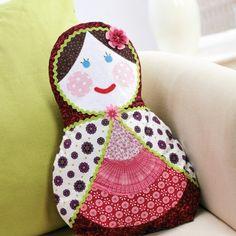 Matryoshka Russian Doll Pyjama Case