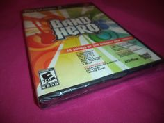Sealed PS2 Band Hero Video Game