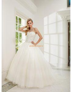 RONALD JOYCE INTERNATIONAL  Elegante Brautkleider von Prinzessinstil aus Organza