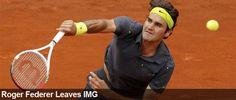 Roger Federer Leaves IMG