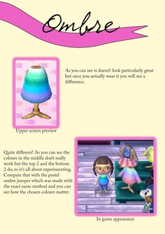 The much requested tutorial on Ombre is here! This time however there was help from acnana and her great shading techniques which she kindly let me use to make an ombre tutorial! I hope this helps...