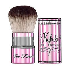 Too Faced retractable kabuki brush new Brand new, never used. Too Faced Makeup Brushes & Tools Best Brushes, Best Makeup Brushes, Makeup Tools, Best Makeup Products, Face Brushes, Beauty Products, Makeup Ideas, My Beauty, Beauty Makeup
