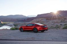 Mustang EcoBoost® with EcoBoost Performance Package.