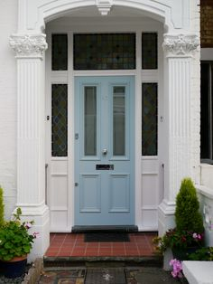 London Doors, Front Door, Victorian / Edwardian Door | Doors ...