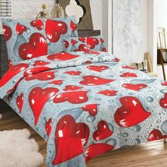 Posteľné obliečky a návliečky Romans 2, Comforters, Quilts, Blanket, Bed, Furniture, Home Decor, Blankets, Quilt Sets