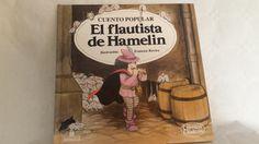 Número 16 de la Colección Cuentos Clásicos, multilibro, El flautista de Hamelin