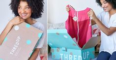 thredUP is your solution to fashion on a budget. Discover the easiest way to shop and sell high-quality secondhand clothes for women and kids.