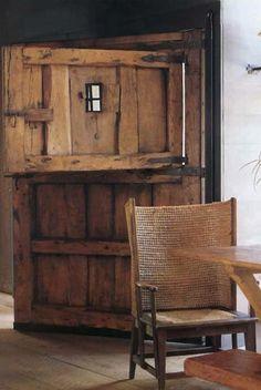 antique door by mcalpine tankersley