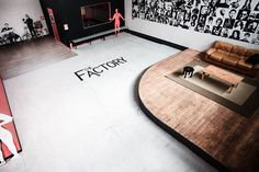 Hall and Stage  @ The Factory - La Casa degli Artisti - Castel d'Azzano - Verona /// www.thefactoryvr.com