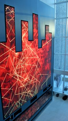 Generative art on Barco displays and Christie MicroTiles                                                                                                                                                                                 More