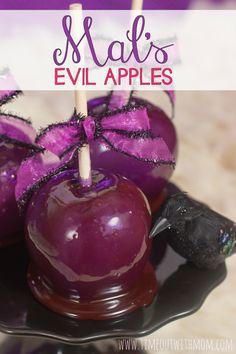 Disney Descendants Mal's Evil Apples