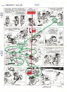 L'oeil privé : enquêtes sur la bande dessinée: Gaston Lagaffe
