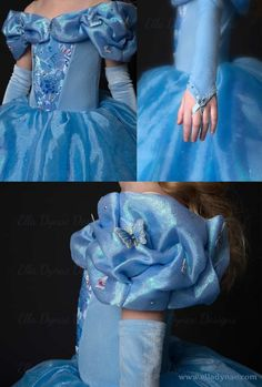 NO HALLOWEEN DELIVERY New 2015 Cinderella Disney-Inspired