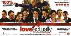 Love Actually  Find more at http://alizaumer.com/mr-bean-movie-rowan-atkinson-movies-list/