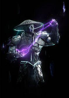 Mortal Kombat Fan Art - Created by Adam Spizak