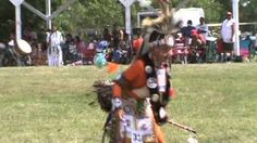 Sisseton Oyate 2013: Jr Boys Grass Dance