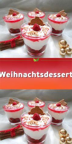 Pudding Desserts, Köstliche Desserts, Low Carb Desserts, Delicious Desserts, Winter Desserts, Party Finger Foods, Sweet Recipes, Delish, Food Porn