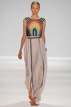 Mara Hoffman Spring 2014 Ready-to-Wear Collection