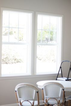 Our Breakfast Nook & Roman Shades - A Thoughtful Place