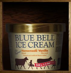 From their website.... this is the BEST ice cream in the world!!!