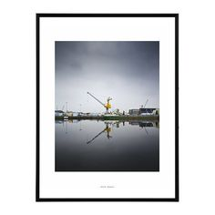 Quai Saint Malo 5  éd.limitée 30 ex. dont 5 par hrenaudphotography #industriel #port #saintmalo #herverenaud #hrenaudphotography