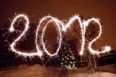 Ein gesundes und frohes Neues Jahr 2012!