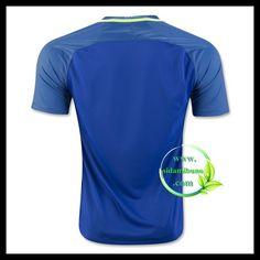 Billige Fotballdrakter Brasil Bortedraktsett UEFA Euro 2016 Uefa Euro 2016, Mens Tops, T Shirt, Supreme T Shirt, Tee Shirt, Tee