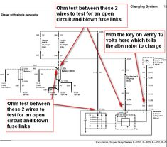 lifted f250 6 7 power stroke super duty fords diff ford f250 super duty 6 0 alternator wiring diagram ford power stroke diesel