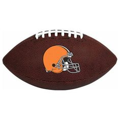 NFL Cleveland Browns Game Time Football -- See this great product.