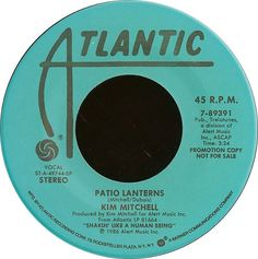 Kim Mitchell   Patio Lanterns Was Likely The Song You Heard At A Party.