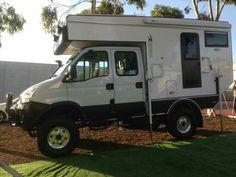 Iveco/ Trailblazers camper