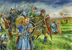 Medieval World, Medieval Fantasy, Renaissance, Norman Knight, Ottonian, Norman Conquest, Armadura Medieval, Military Units, 11th Century