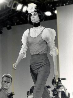 John Galliano S/S 1990