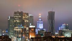 Panorama Warszawy / Panorama of Warsaw