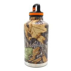Aura Outdoor Products 64 Oz. Mossy Oak Insulated Travel Mug